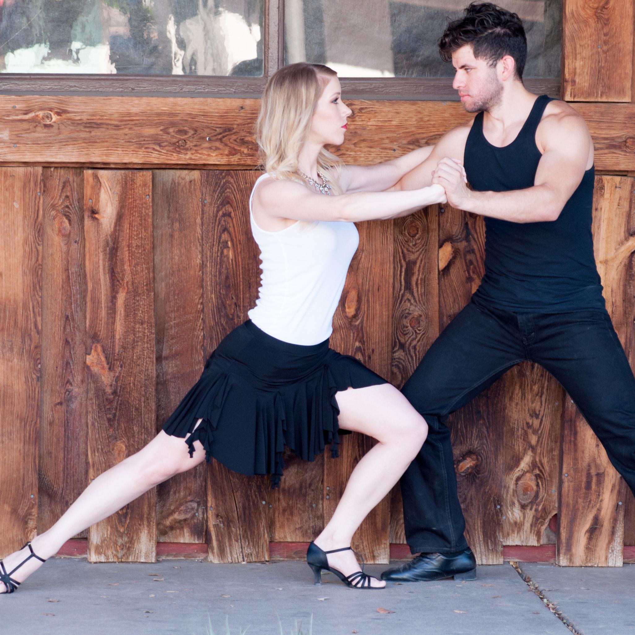 Latin dance styles